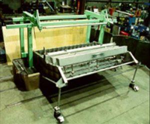 Headbox Conversion for filter manufacturer