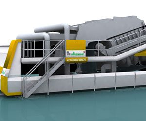 New Complete Line of nonwoven machinery