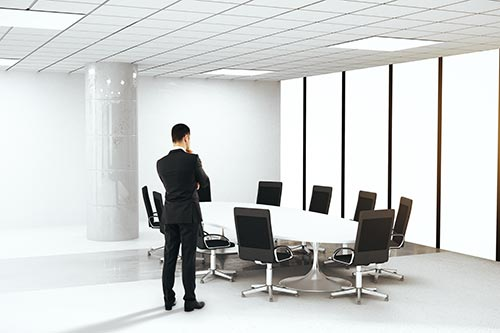 Building - conference room
